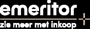 Emeritor Logo white