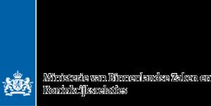 Ministerie Binnenlandse zaken logo
