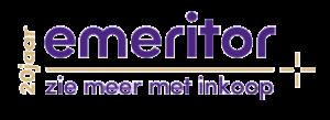 Emeritor jubileum logo