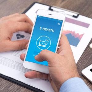 Zorg sector E-health