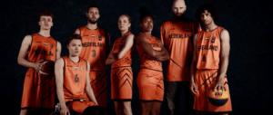 Foto Nederlandse Basketball Bond