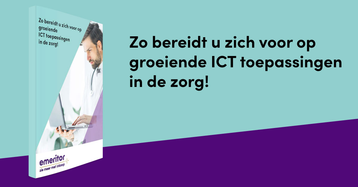 Whitepaper ICT toepassingen in de zorg - download