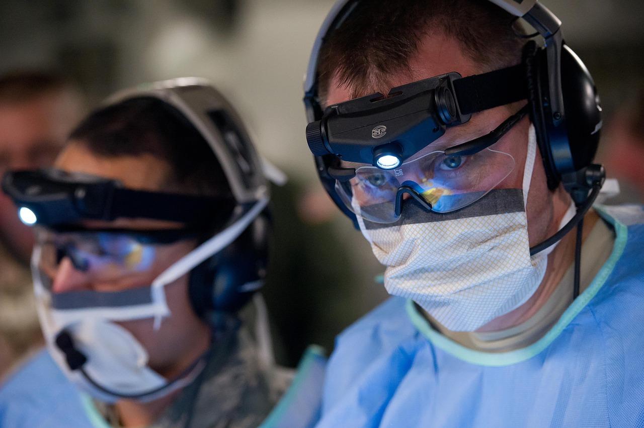 medical, doctors, military