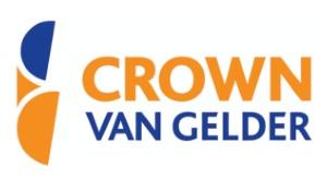 2021 Crown van Gelder logo